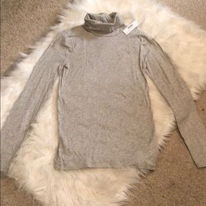J Crew Tissue TurtleNeck sz XXS